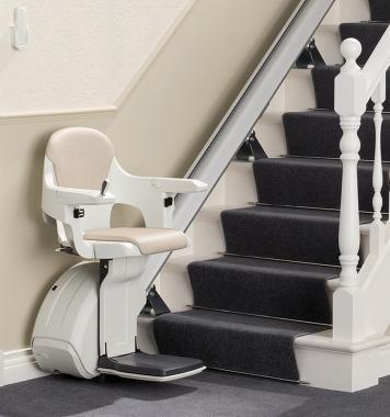 HomeGlid egyenes lépcsőlift
