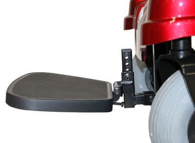 B-4220/X elektromos utcai kerekesszék fix üléssel