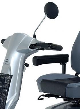 ELGO/M XXL nagyteherbírású, elektromos moped