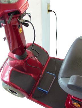 EL-GO/M 4 kerekű elektromos moped, indexel (HS-580)
