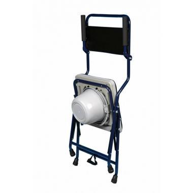 B-4322/F Összecs.hordozható WC
