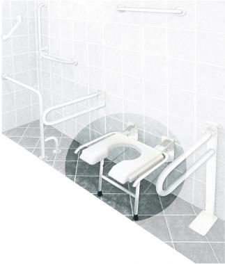 B-4311 Felhajt.zuhany ülés
