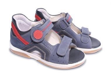MEMO gyerekcipő - ZAFIR kék
