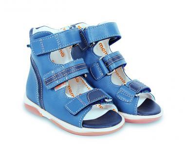 MEMO gyerekcipő - VIRTUS kék