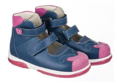 MEMO gyerekcipő - PRINCESSA kék-rózsaszín - Gyógyászati ... b74ff6291d