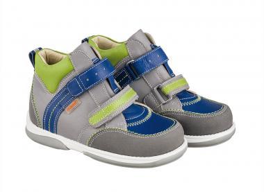 MEMO gyerekcipő - POLO JUNIOR;kék;22