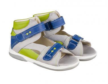 MEMO gyerekcipő - MONACO kék