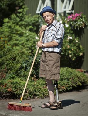 Alacsony aktivitási szintű protézisek