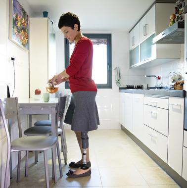 Közepes aktivitási szintű protetika
