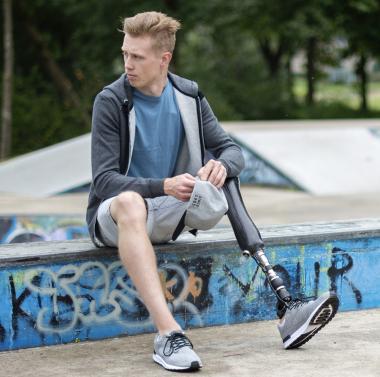 Magas aktivitási szintű protézis