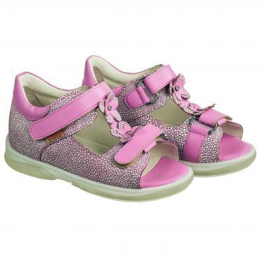 MEMO gyerekcipő - VERONA rózsaszín
