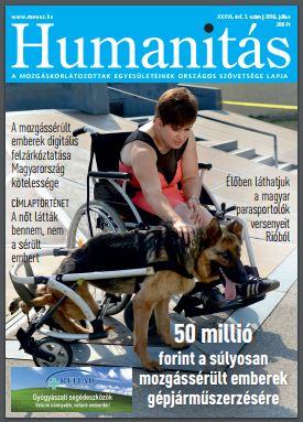 Humanitás magazin (MEOSZ)