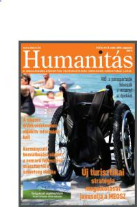 Humanitás, 2016 augusztus