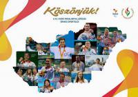 Paralimpia 2016 Érmesek